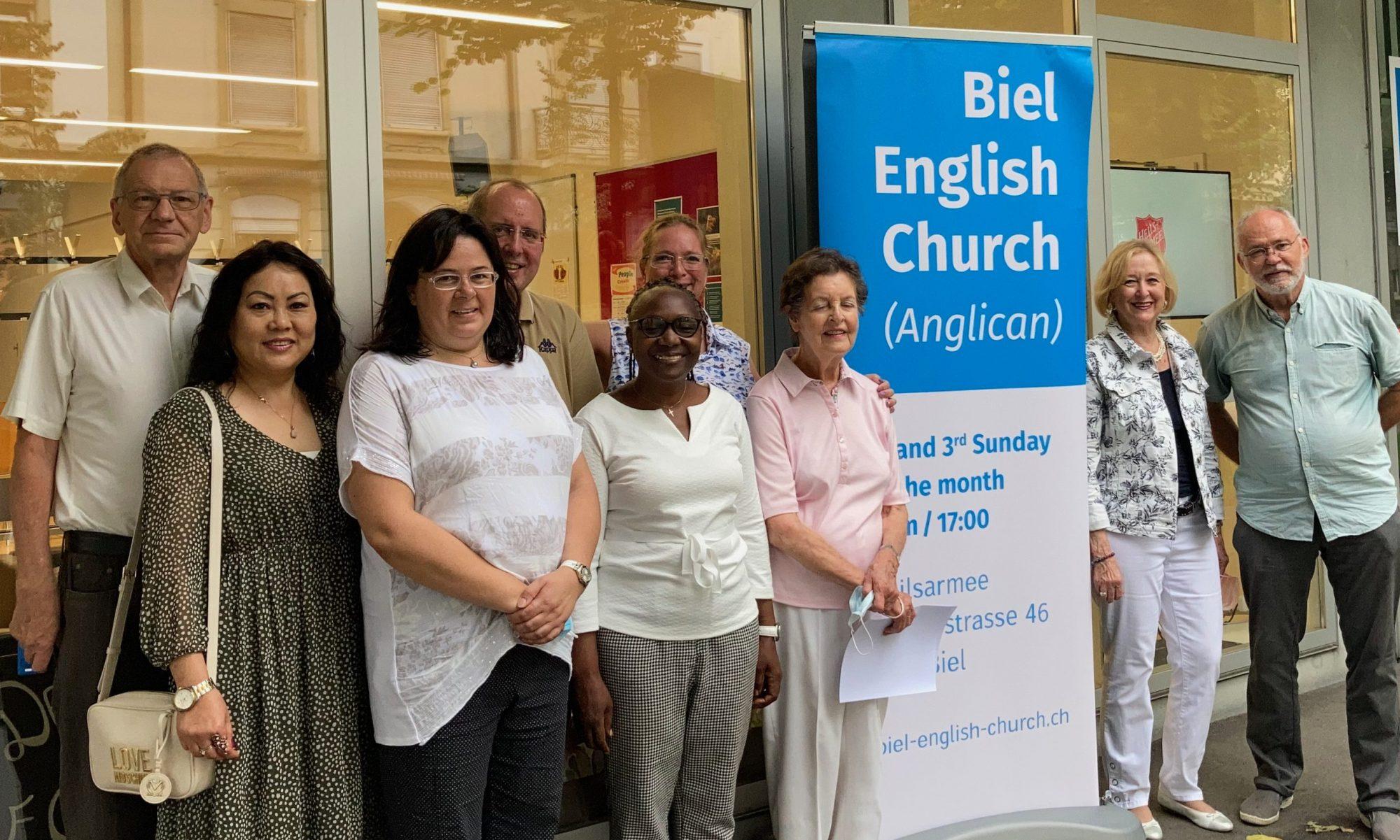 Biel English Church